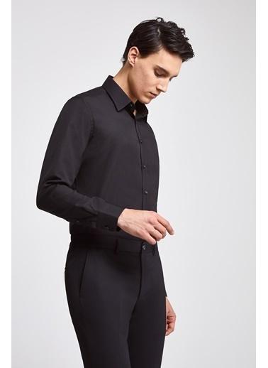 Damat Gömlek Siyah